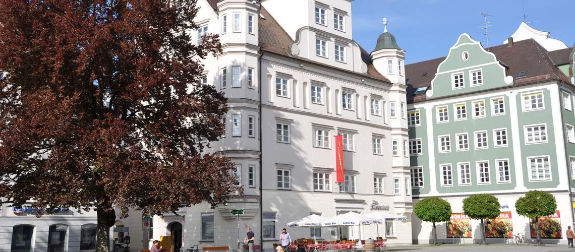 hotel f rstenhof kempten 3 sterne hotel in kempten unser. Black Bedroom Furniture Sets. Home Design Ideas
