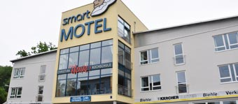 """Hotel Smart Motel Kempten Ansicht"""